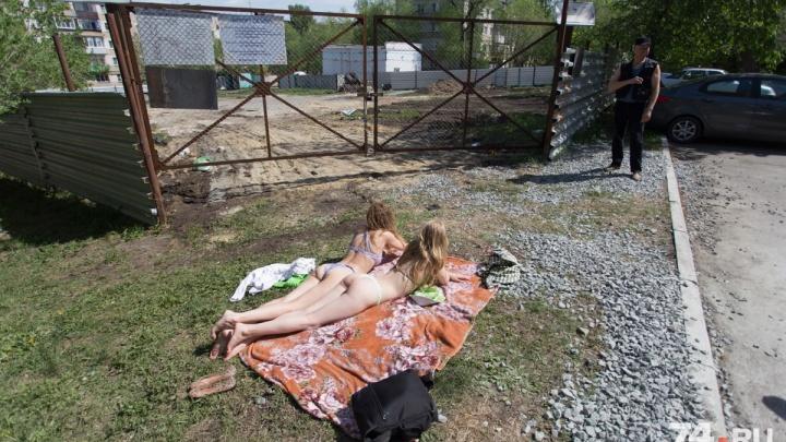 «Проект менялся много раз»: челябинцы, спасающие свой двор от застройки, попросили провести слушания