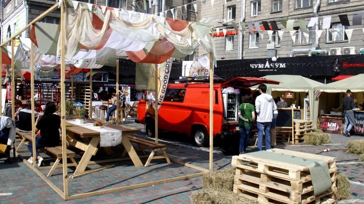 Накололи на «Вилку»: на фестиваль еды в центре съехались 22 ресторана