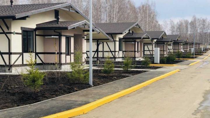 «Европейский» растет: во второй очереди клубного поселка появятся двухэтажные дома
