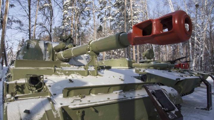 В Уфу приедет агитационный поезд «Армия Победы»