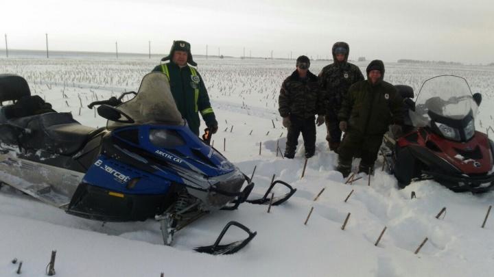 Барьеры для браконьеров: в Самаре хотят ввести уголовную ответственность за охоту на снегоходах