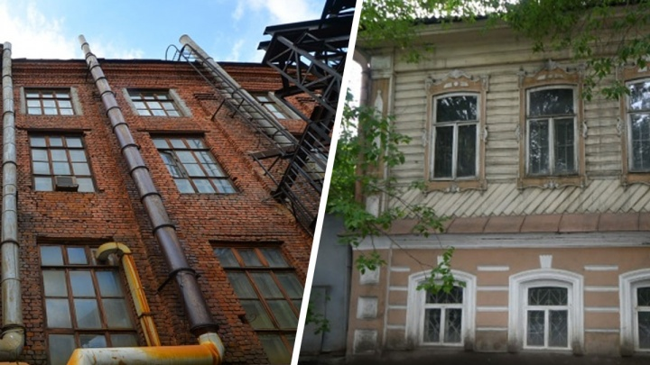 Ничего особенного? Обзор старинных зданий Екатеринбурга, которые отказались признавать памятниками