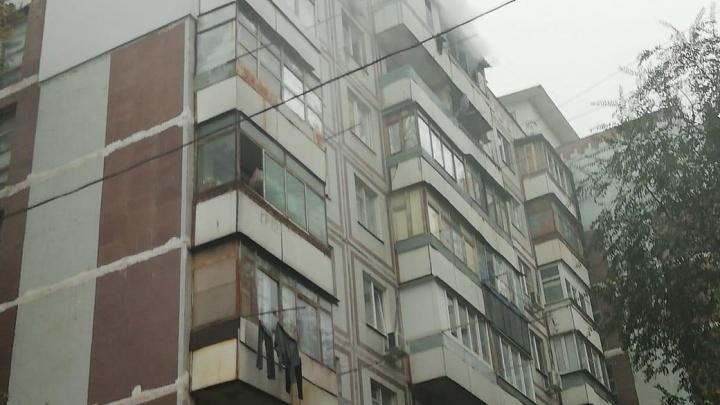 Полиция задержала убийцу 21-летней девушки из загоревшейся многоэтажки на Еременко