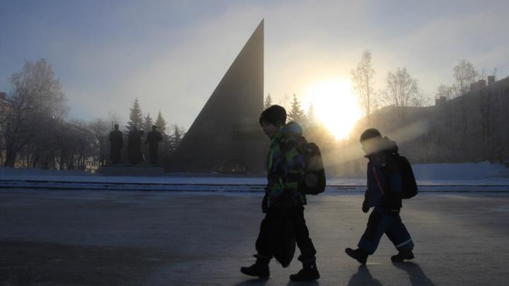 10 фотографий туманного утра в Архангельске: зима не сдается, пытаемся найти в этом что-то хорошее