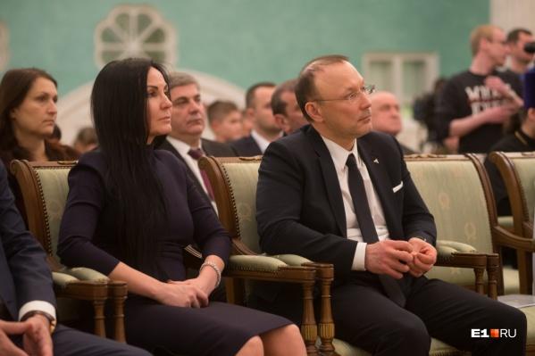Татьяна и Игорь Алтушкины
