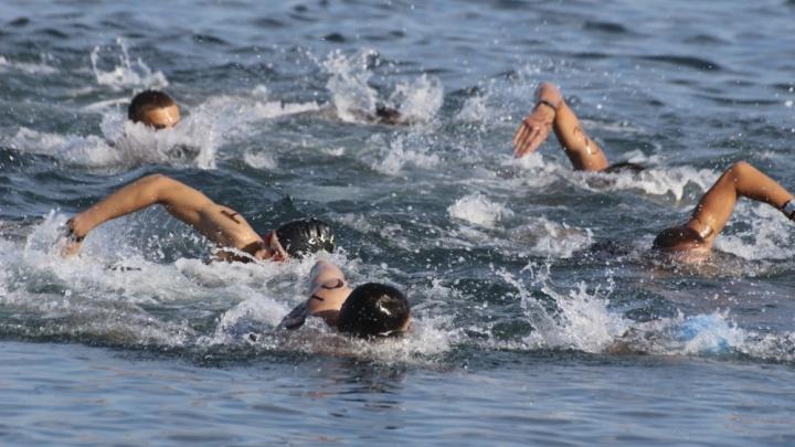 В воскресенье, 30 июня стартует первый в России заплыв Курган — Тобольск