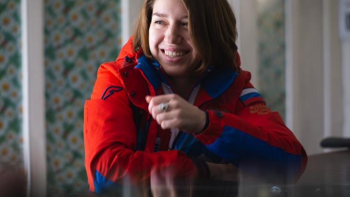 Омская спортсменка Виталина Бацарашкина завоевала медаль на всероссийских соревнованиях по стрельбе