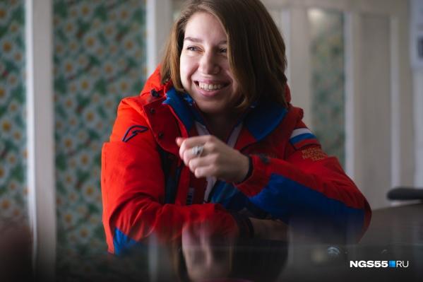 Виталина Бацарашкина завоевала очередную медаль