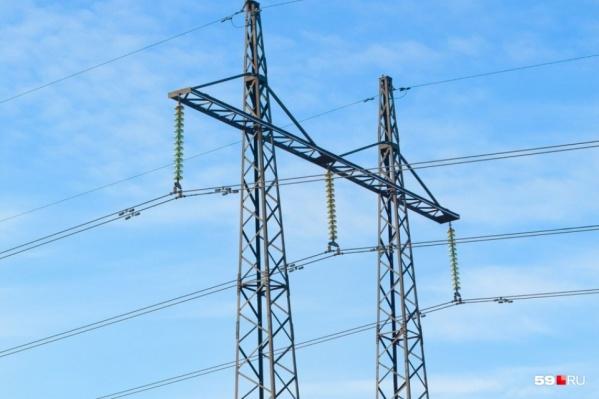 В Губахе планировали продать городские электросети