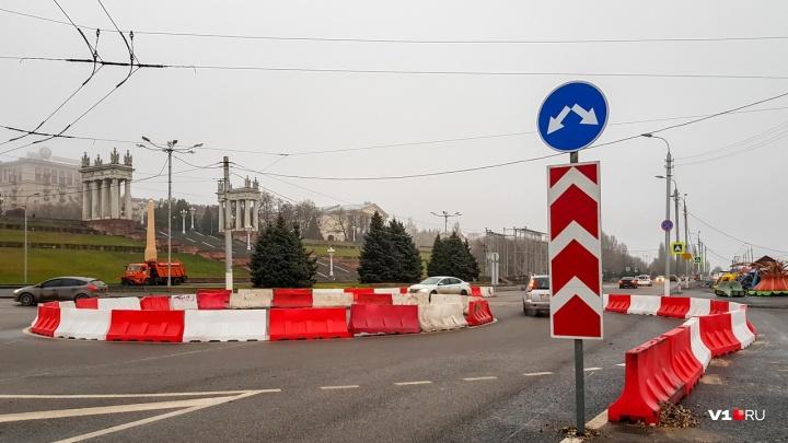 На стыке Нулевой Продольной и Комсомольской 27 августа введут круговое движение