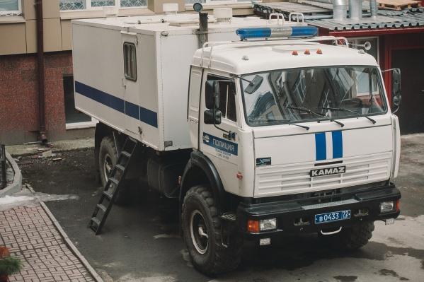 Мужчину задержали в Шадринске и заключили под стражу