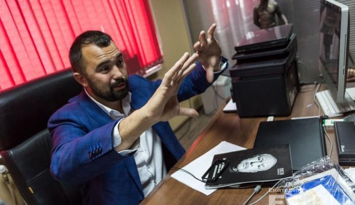 Екатеринбуржец создаст памятник Владимиру Путину по заказу депутата Госдумы