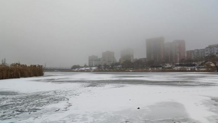 Не зная броду, не лезь в воду: ГО и ЧС предупреждает о хрупком льде на донских водоемах
