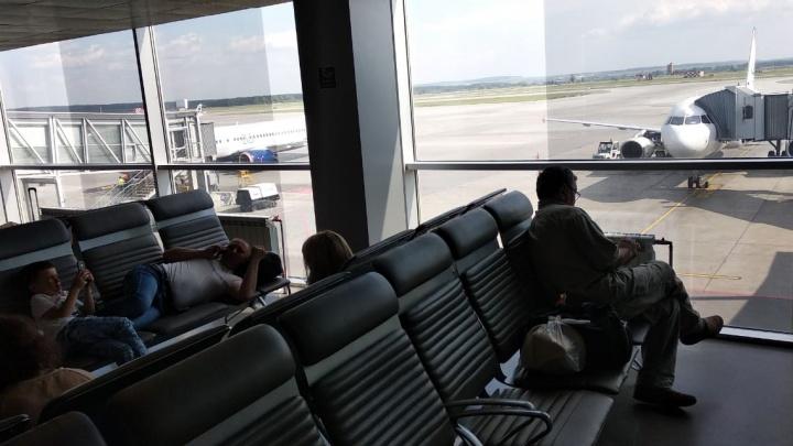 В Екатеринбург из Уфы прибыл рейс без багажа, все вещи по ошибке улетели в Тюмень