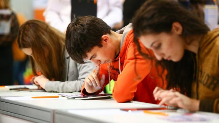 Школьники узнают, как за8 месяцев выбрать вуз и профессию, определиться с курсами и репетитором ЕГЭ