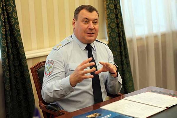 Глава МВД Башкирии Роман Деев сказал, что со службой в прошлом году было связано только одно самоубийство