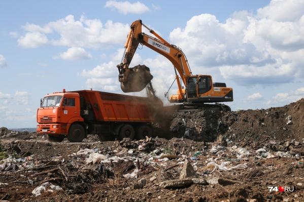 Ликвидация городской свалки, по предварительным расчётам, обойдётся в 3,8 миллиарда рублей