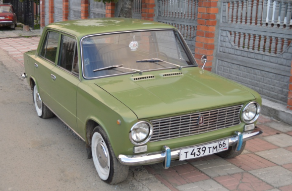 Поезженные машины: сделано в СССР