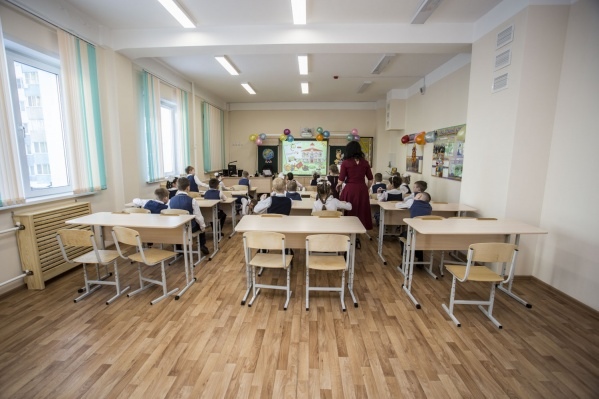 Родители могут подать заявление на поступление в школу на своём микроучастке до 30 июня