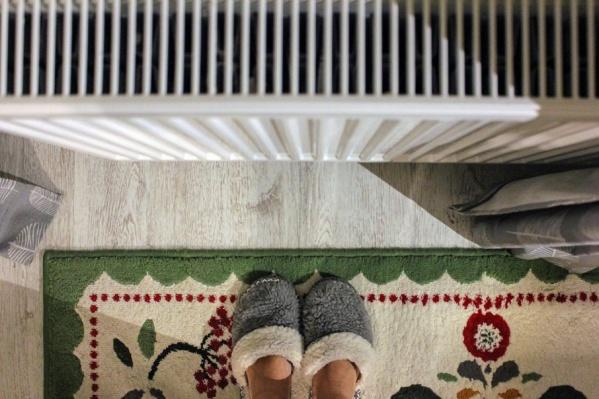 Жители девяти домов продолжают мерзнуть без отопления