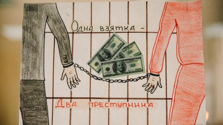 Аферы, взятки, откаты: за что в Тюменской области задерживают коррупционеров