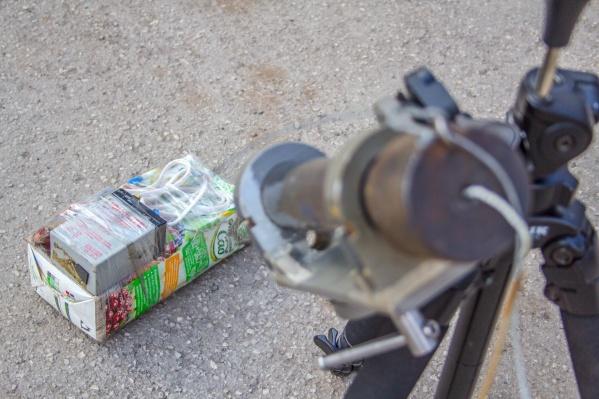 Участник ОКРН хранил боеприпасы в квартире