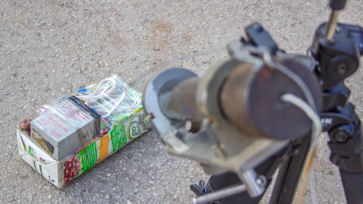 В доме адепта тольяттинской «Общины коренного русского народа» нашли взрывчатые вещества