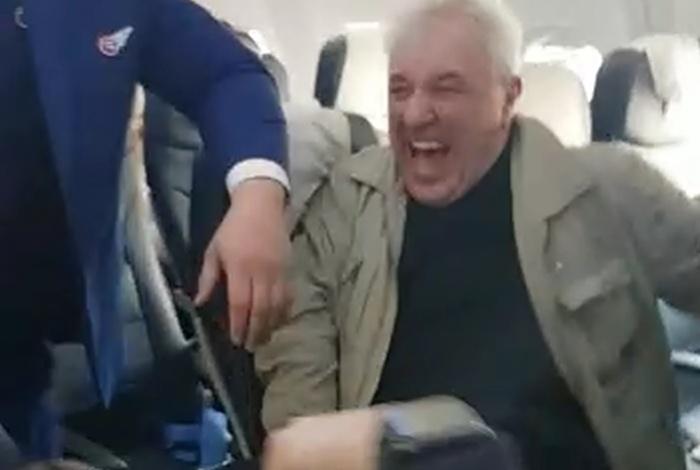 Сергей Азаров отделался штрафом