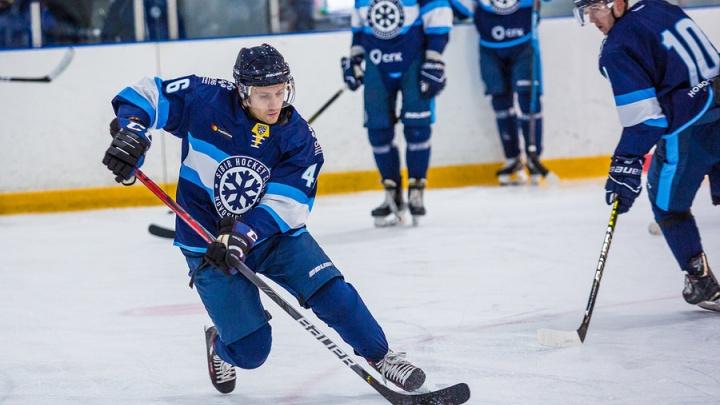Хоккейная«Сибирь» всухую проиграла первый матч турнира Ромазана