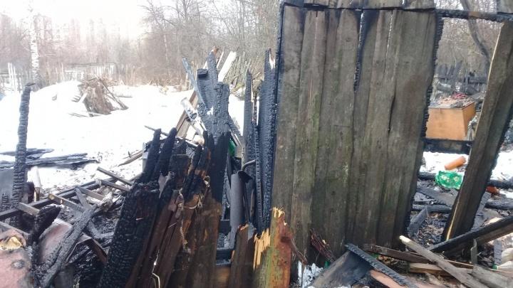 «Сгорел заживо»: первые подробности смертельного пожара в спальном районе Ярославля