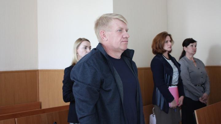 В Кургане суд вынес решение по делу высокопоставленного железнодорожника Сергея Домосканова