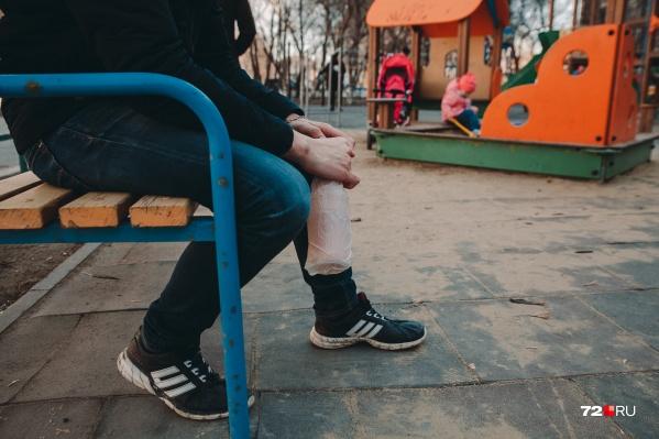 За распитие алкоголя в общественных местах штрафуют ежедневно. С начала года тюменцы заработали штрафов уже на миллион рублей