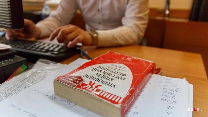 Чиновник из Самарской области поиграл в благотворителя и получил срок