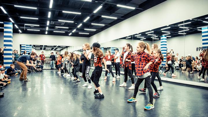 Объявляется кастинг в детские группы танцевального центра «PROТАНЦЫ»