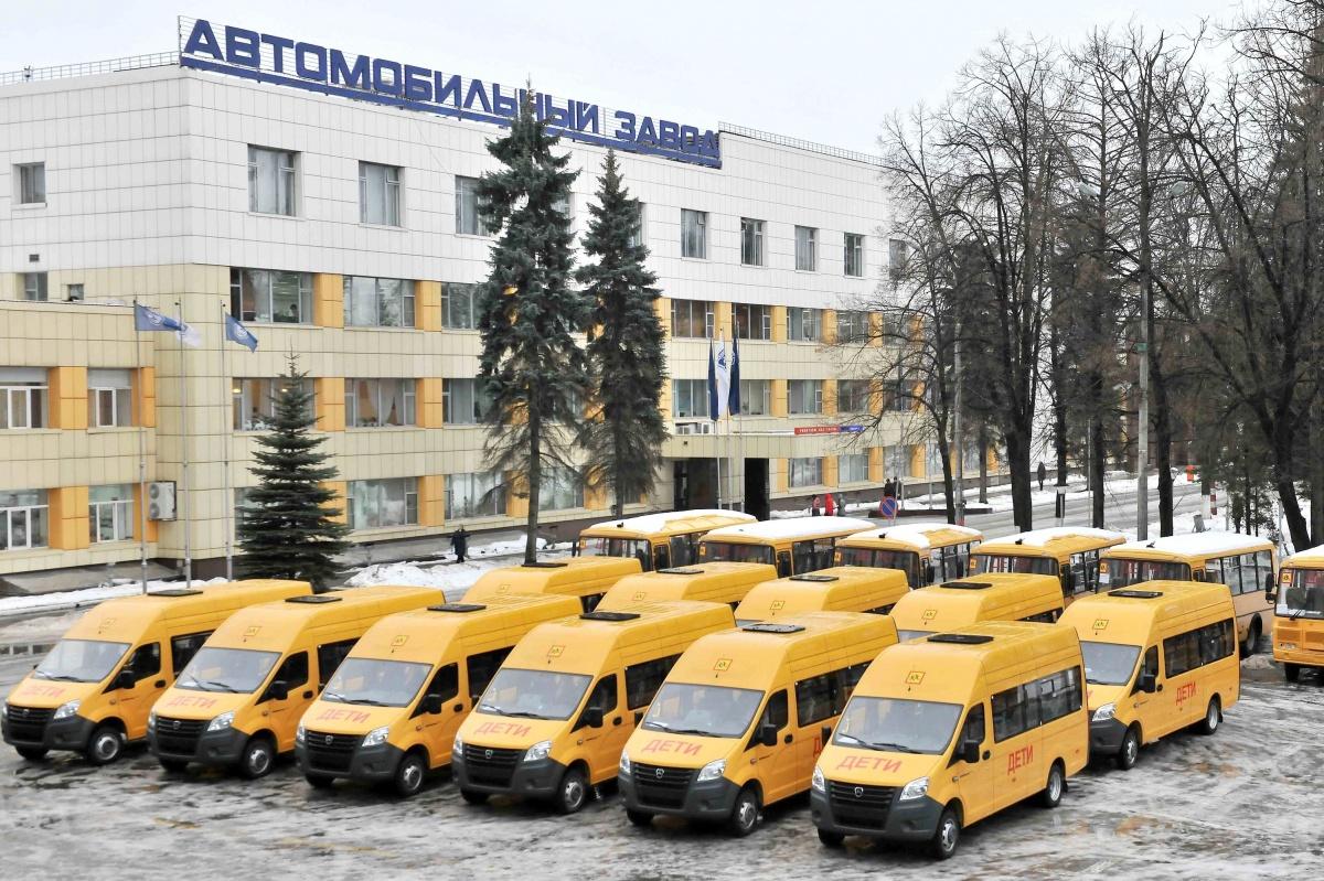 Еще одно требование — автобусы должны быть оснащены системами ГЛОНАСС