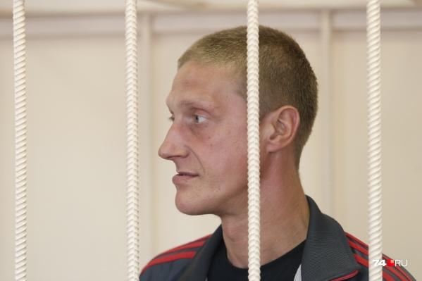 Евгения Кузьмина отправили в следственный изолятор на два месяца
