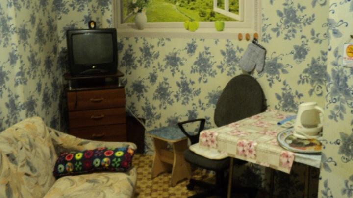 Самая маленькая квартира в Красноярске в 10 квадратов расположена на Калинина