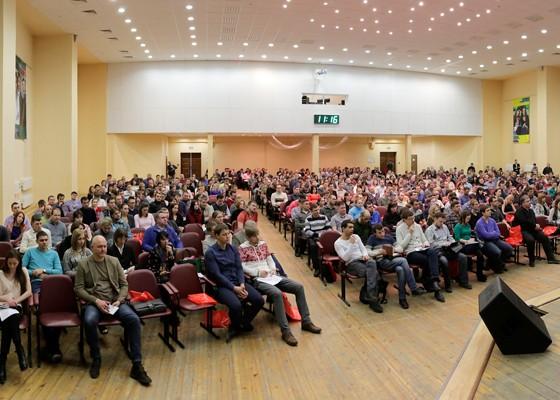 Как обогнать конкурентов в кризис, можно узнать на бесплатном семинаре, который пройдёт в Екатеринбурге 7 апреля