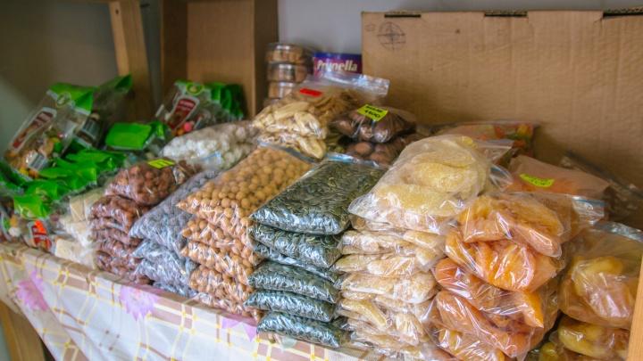 В Курумоче сожгли 207 килограммов продуктов из стран СНГ