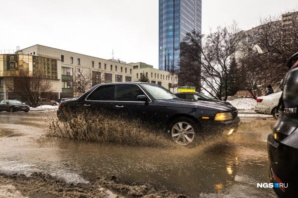Синоптики спрогнозировали оттепель, которая ожидает новосибирцев уже в этот четверг, 20 февраля