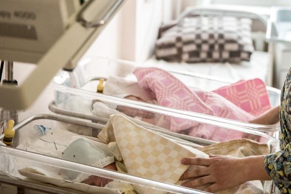 Новосибирцы получили за детей 35 млрд