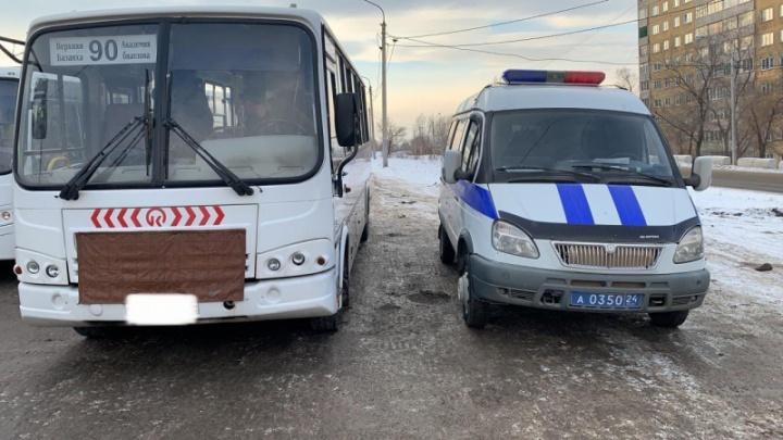 Водитель автобуса №90 работал по купленному водительскому удостоверению