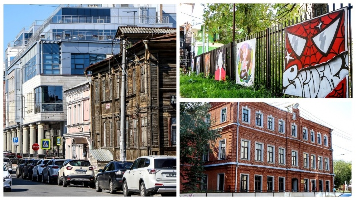 История одной улицы: гуляем по бывшей Дворянской, ныне Октябрьской