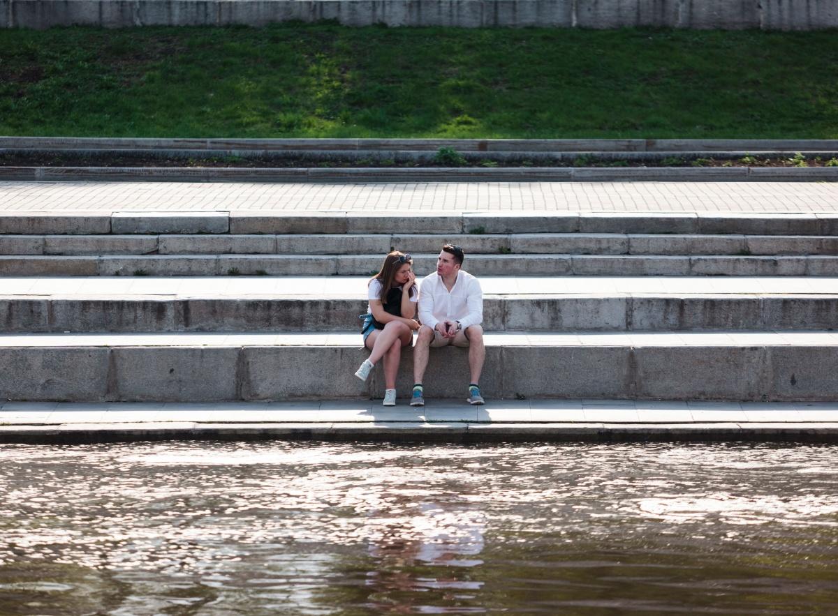 Спасает только вода: где и как екатеринбуржцы укрываются от майской жары