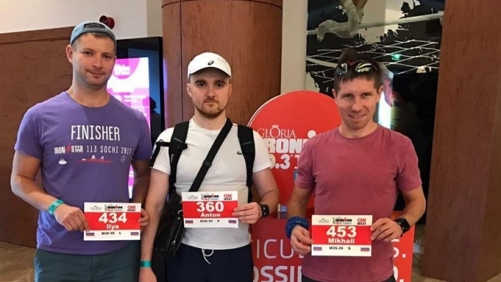 «Мы бежали по полям для гольфа»: три новосибирца попали на многочасовую гонку в Турцию