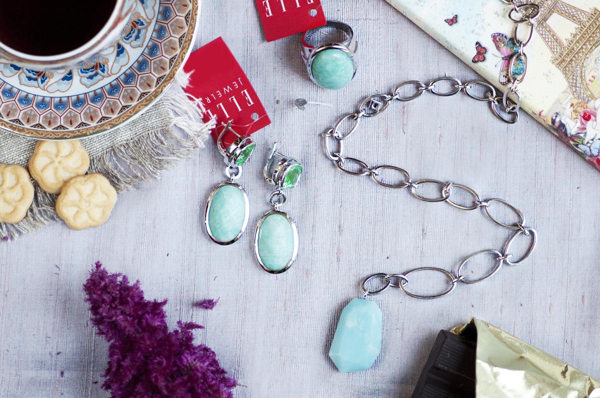 Выставка-продажа серебряных украшений от ELLE открывается в Новосибирске