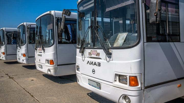 Дептранс Самары сдает в аренду 43 газовых ЛиАЗа