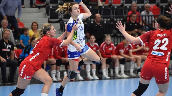 Гандболистки «Ростов-Дона» помогли сборной России обыграть Швейцарию
