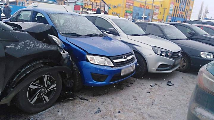 Мог быть пьяным: госавтоинспекторы рассказали о массовом ДТП в Башкирии