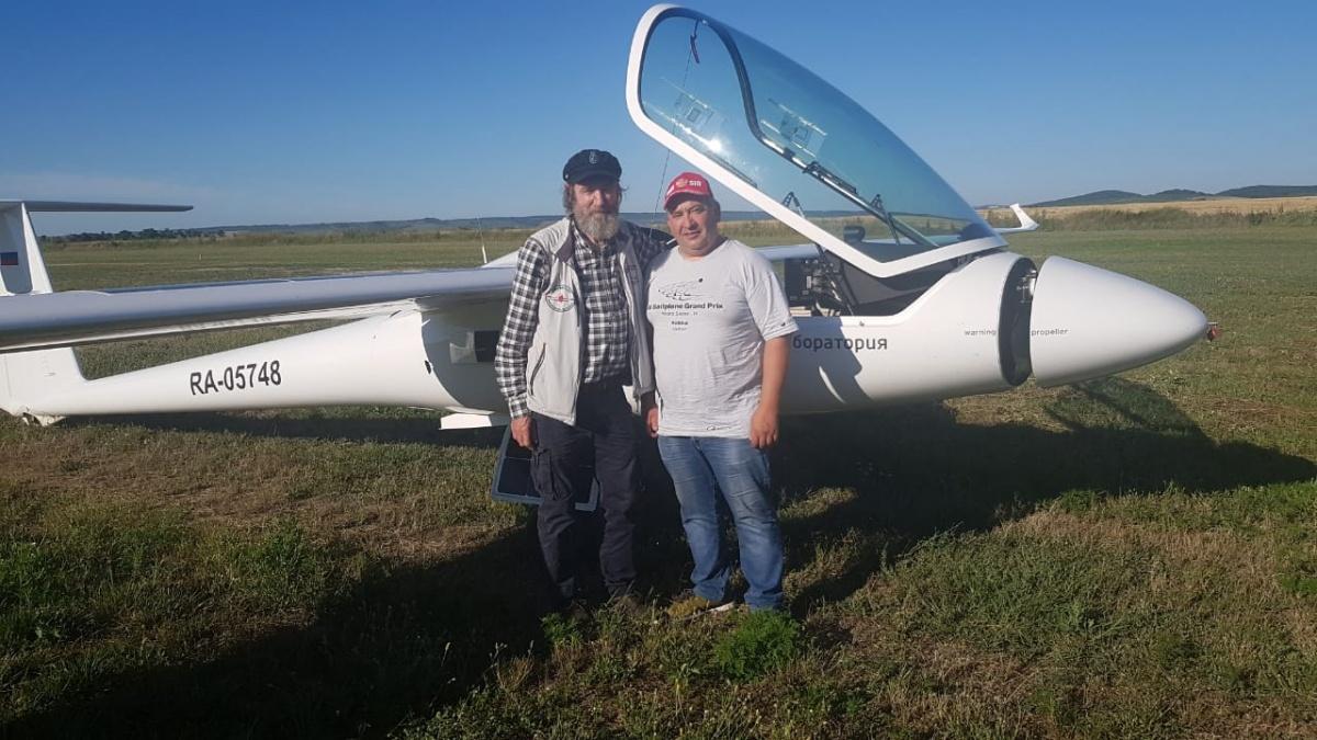Фёдор Конюхов впервые совершит полёт на подобном самолёте через всю Россию
